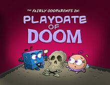 Titlecard-Playdate of Doom