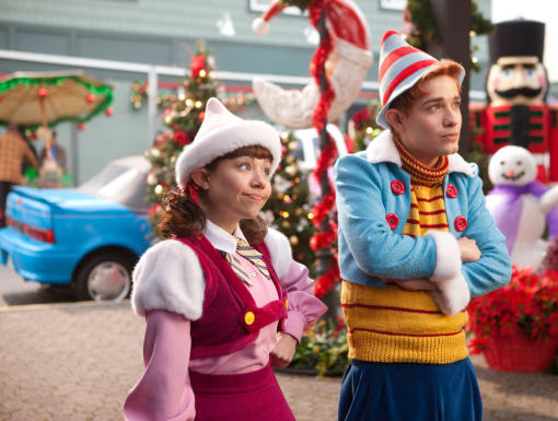 Fairly Oddparents Christmas Movie.Dingle Dave And Christmas Carol Fairly Odd Parents Wiki