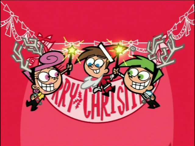 Fairly Oddparents Christmas Movie.I Wish Every Day Could Be Christmas Fairly Odd Parents