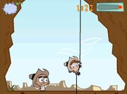 Timmy Rescuing Miner AJ
