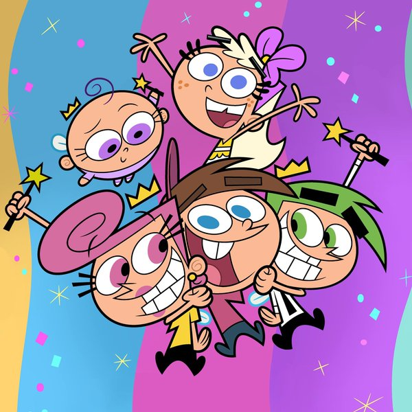 Timmy 39 s fairy family fairly odd parents wiki fandom - Dessin anime de mes parrains sont magique ...