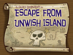 Titlecard-Escape From Unwish Island