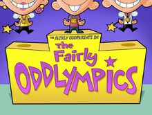 Titlecard-The Fairly Oddlympics