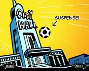 Webtoon city hall