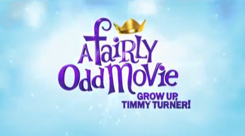 Fairly Oddparents Christmas Movie.A Fairly Odd Movie Grow Up Timmy Turner Fairly Odd