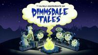 Dimmsdale tales-titlecard