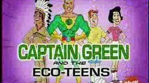 Captain Green and The Eco Teens