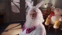 Santa as EasterBunny FOC