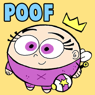 Image  300x300poofpng  Fairly Odd Parents Wiki  FANDOM