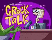 Titlecard-Crock Talk