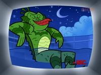 SwampMonster