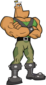Jorgen Von Strangle
