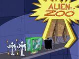 Death Ball Alien Zoo