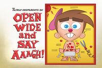 Titlecard-Open Wide and Say Aaagh
