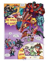 FOP superhero 8 08z
