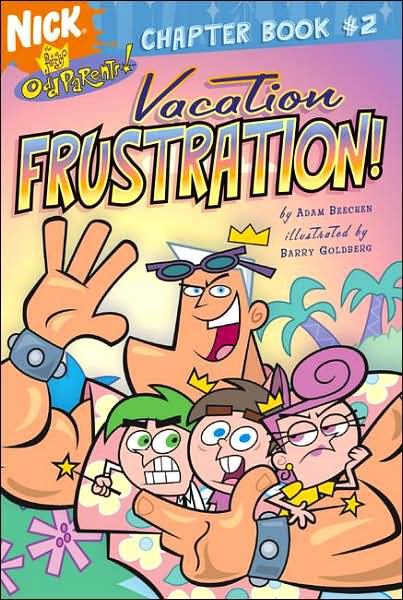 Vacation Frustration Fairly Odd Parents Wiki Fandom