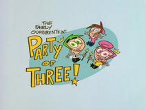 Вечеринка трёх!