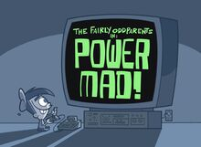 Titlecard-Power Mad