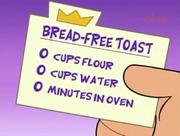 Bread-FreeToast