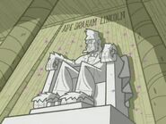 Ape Braham Lincoln