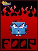 Foop Poster