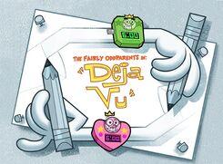 Titlecard-Deja Vu