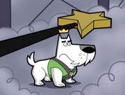 Jorgen in Dog Form (Jimmy Timmy Power Hour)