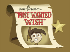 Titlecard-Most Wanted Wish