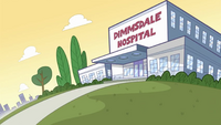 Dimmsdale Hospital