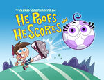 Titlecard-He Poofs He Scores