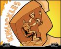 Doctor robot knuckles