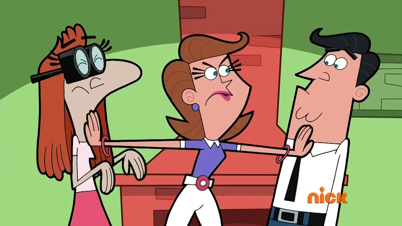 Image result for fairly odd parents mr and mrs turner