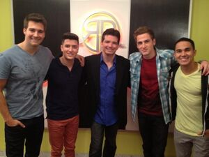 Butch and BTR