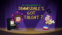 Dimmsdale's Got Talent?