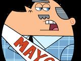 Mayor of Dimmsdale
