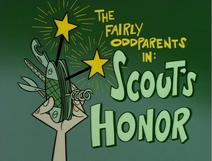 Скаутская честь