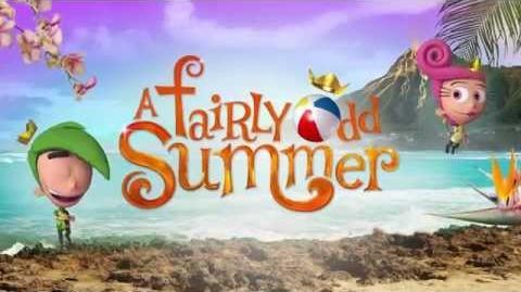 Fairly Odd Summer Movie - Behind The Scenes - Nickelodeon