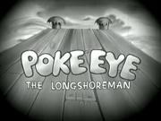 Poke Eye Logo