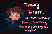 Timmy turner he be wishin for that burner by ishouldntlivelol-daivshb