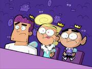The fairy idol judges