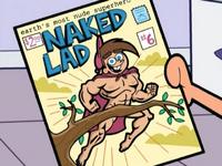 Nakedlad