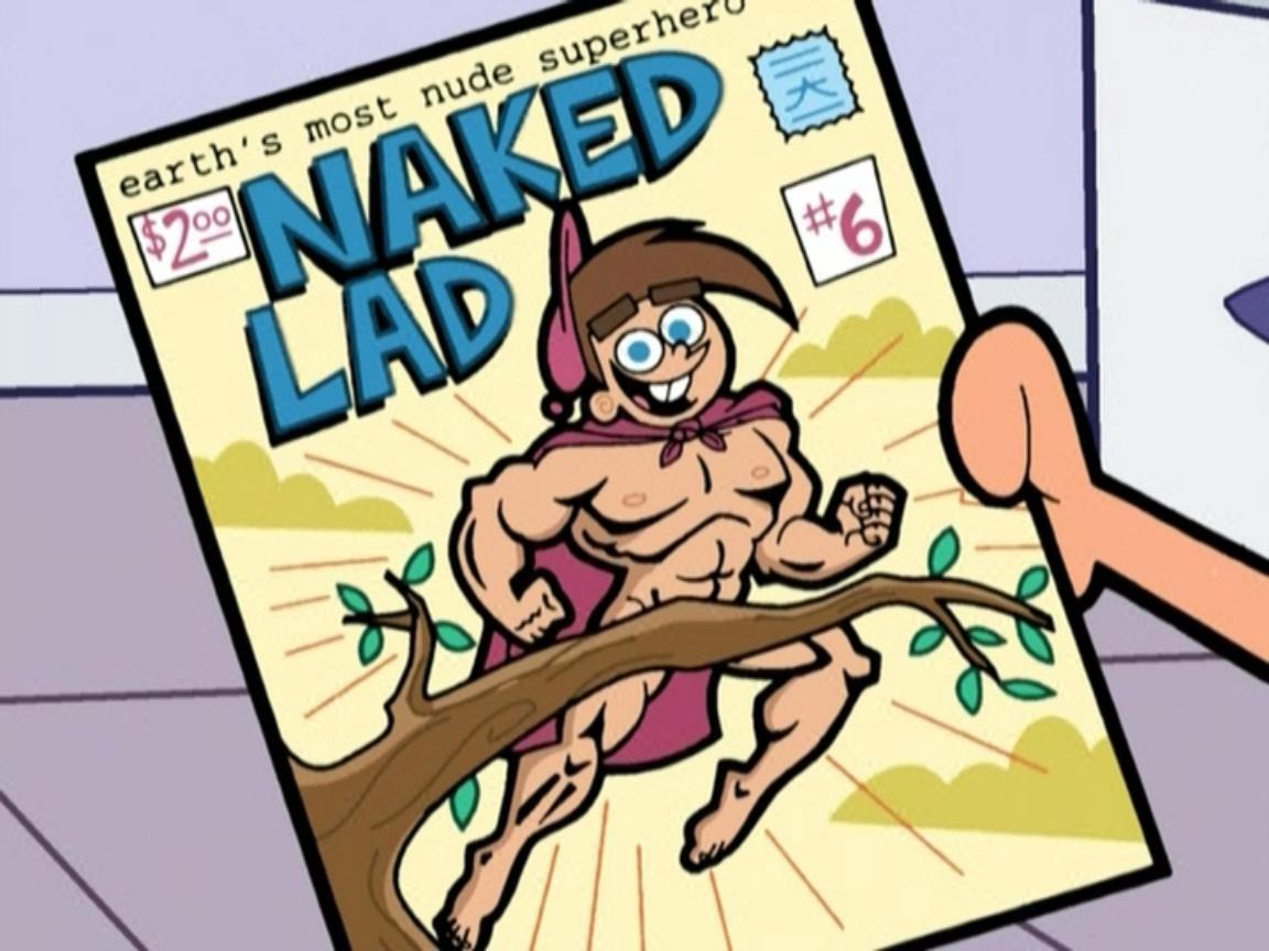 Fairly odd parents nude