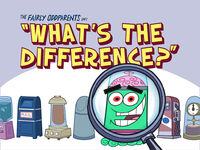 Titlecard-Whats The Difference