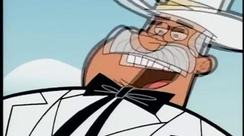 Doug Dimmadome Owner of the Dimmsdale Dimmadome