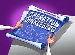 Titlecard-Operation Dinkleberg