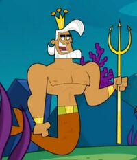 King Neptuna