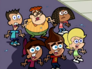 Timmy, Jimmy, and The Gang