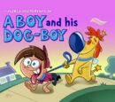 Timmy Turner/Images/A Boy and His Dog-Boy