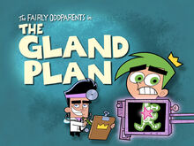 Titlecard-The Gland Plan