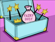 The Fairly OddParents School's Out! The Musical Fairy Items